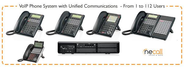 VOIP Phone System with Unified Communications