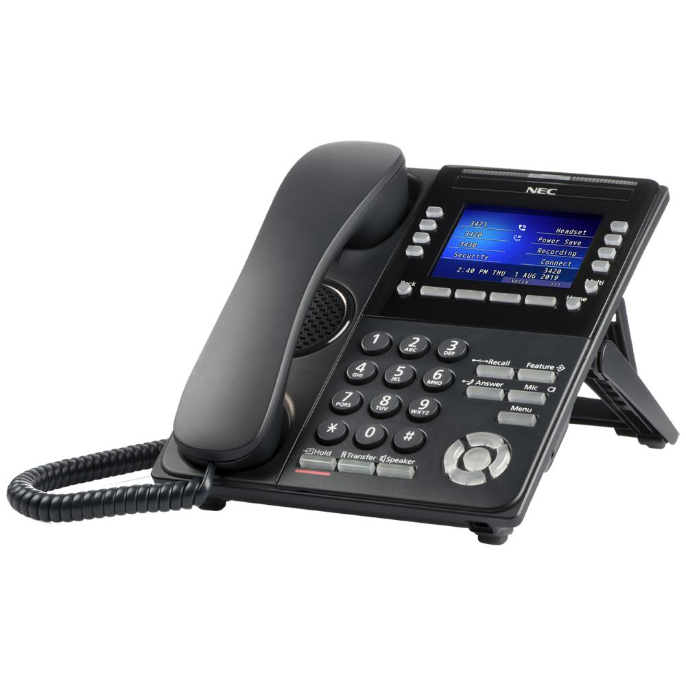 NEC DT930S Self-labeling with Colour IP Handset